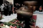 Прощание с Борисом Стругацким (2): Фоторепортаж