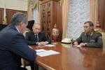 Новый начальник Генерального штаба Валерий Герасимов - фото: Фоторепортаж