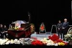 Прощание с Борисом Стругацким: Фоторепортаж