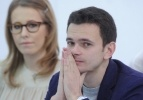Второй съезд Координационного совета оппозиции: Фоторепортаж