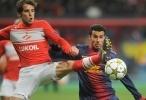 Фоторепортаж: «Спартак - Барселона 20 ноября: 0-3 (фоторепортаж)»