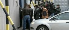 Стрельба на Чермянской улице: Фоторепортаж