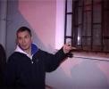 Похититель мощей Александра Невского: Фоторепортаж