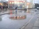 Лужа, проспект Ветеранов, Красивый Петербург: Фоторепортаж