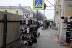 Фоторепортаж: «Синий забор вокруг Апраксина двора»