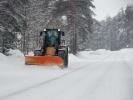 Сугробы (снег, зима) Петербург: Фоторепортаж