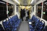 Фоторепортаж: «новый трамвай»