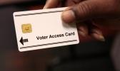 Фоторепортаж: «Голосование на президентских выборах в США»