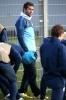 Тренировка Зенита перед игрой с Малагой 21 ноября: Фоторепортаж