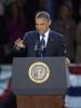 Победа Барака Обамы: Фоторепортаж
