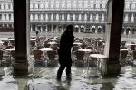 Наводнение в Венеции: большая часть города ушла под воду: Фоторепортаж