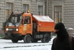 Снегопад, метель, мороз, Петербург: Фоторепортаж