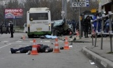 Фоторепортаж: «Авария, ДТП Онежская улица, 19 ноября 2012»