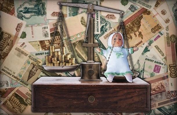 Детские садики в Петербурге в следующем году могут сильно подорожать