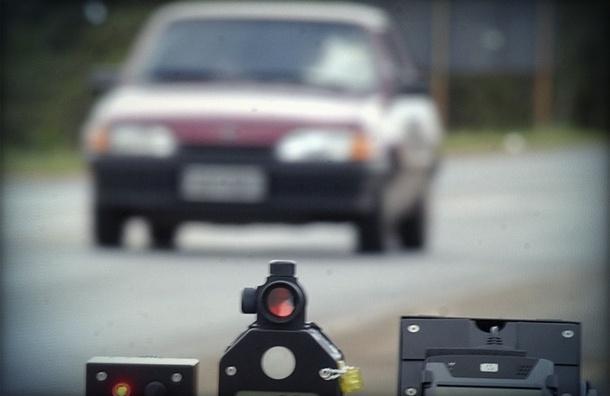 За автомобилистами в Петербурге проследит сеть фоторадаров
