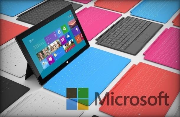 Microsoft тестирует собственный смартфон
