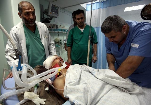 Израиль - Сектор газа: конфликт, новости: Фото