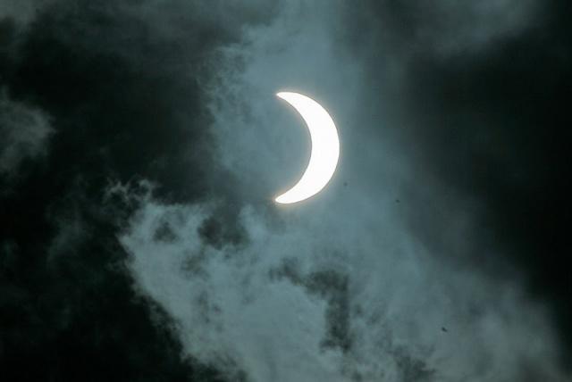 Затмение, 14 ноября 2012 (2): Фото