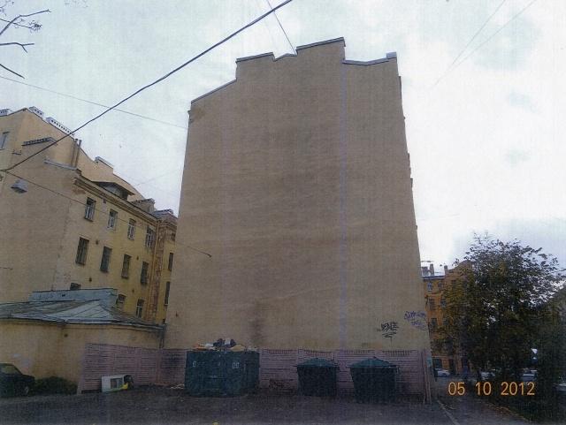 Брандмауэры Петербурга, которые украсят в 2013-14 годах: Фото