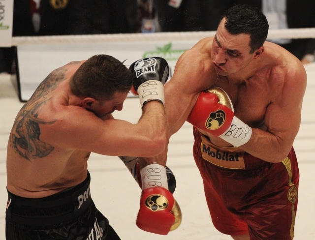 Кличко - Вах 10 ноября бой: Фото