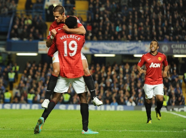 Челси - Манчестер Юнайтед, Кубок английской лиги: Фото