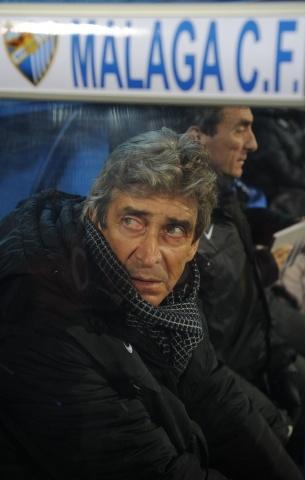 Зенит - Малага, 21 ноября 2012: Фото