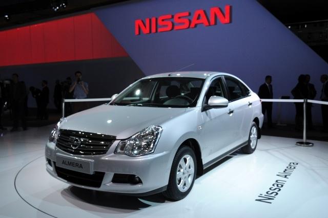 Nissan Almera - фото: Фото