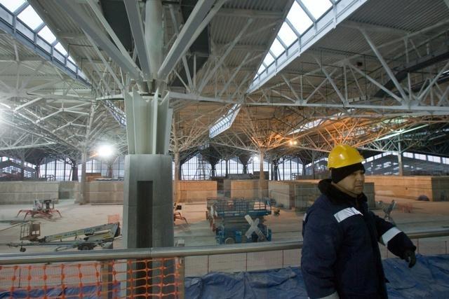 Строительство нового Пулково (аэропорт): Фото