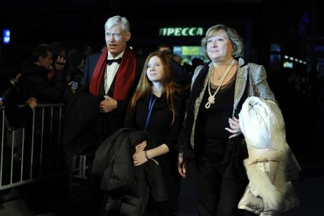"""Открытие фестиваля """"Северное сияние"""" на Московском вокзале: Фото"""