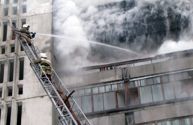 Взрыв в Томске, 30 ноября 2012: Фото