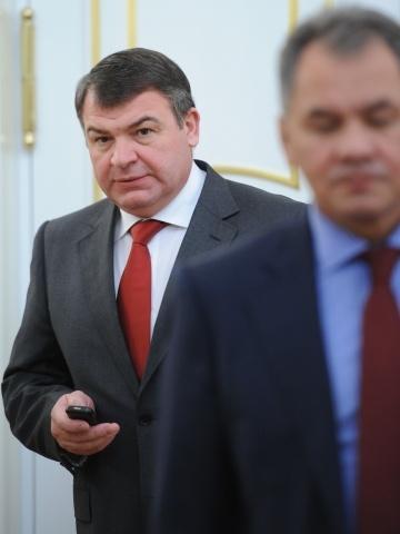 Анатолий Сердюков (2): Фото