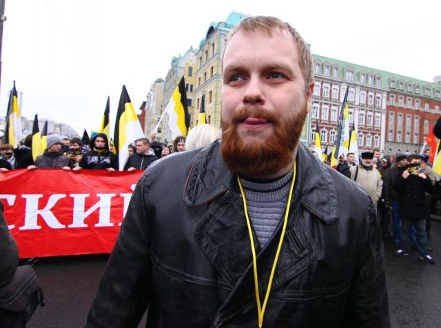 Русский марш, Москва, 4 ноября 2012: Фото