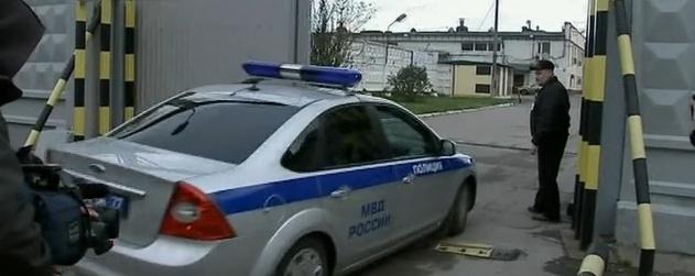 Стрельба на Чермянской улице: Фото