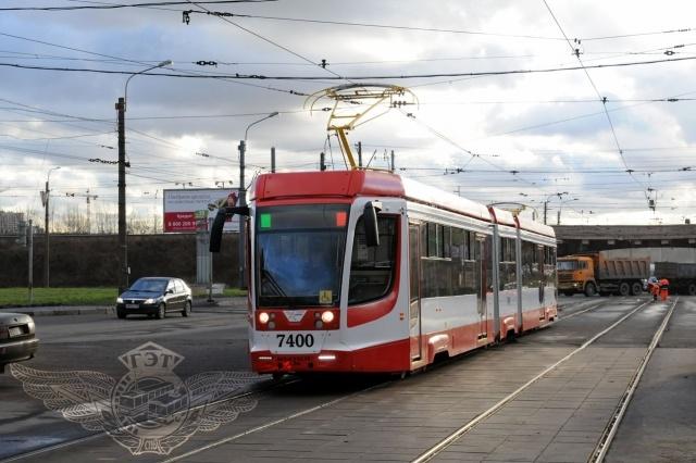 Челночный трамвай: Фото