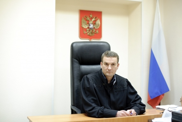 Судья Барковский: Фото