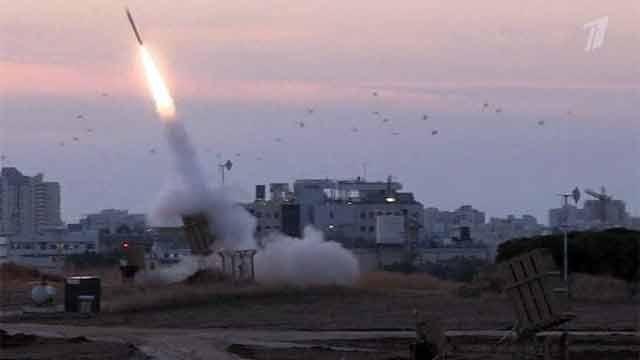 Израиль и Сектор Газа: Фото