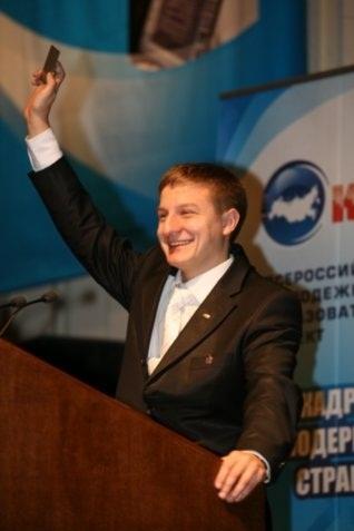 Илья Костунов: Фото