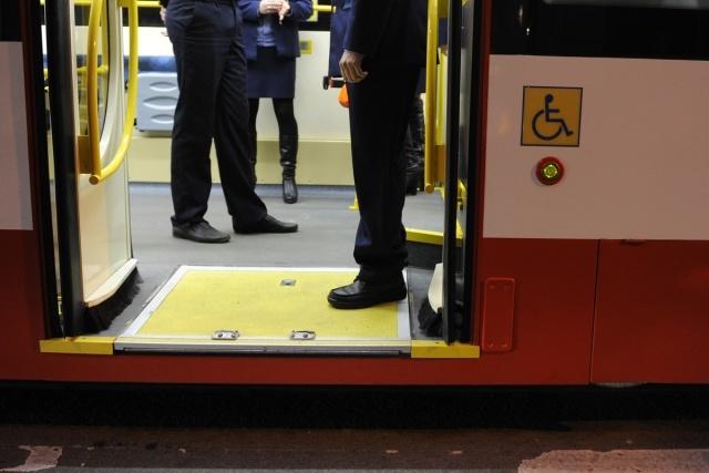новый трамвай: Фото