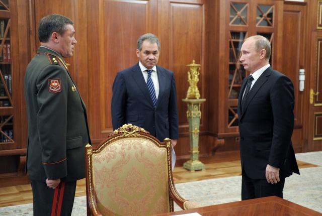 Новый начальник Генерального штаба Валерий Герасимов - фото: Фото