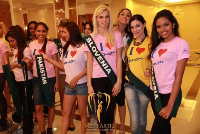 Мисс планета 2012: Фото