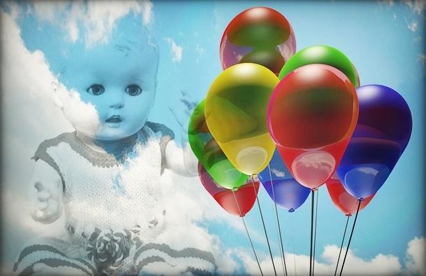 8-месячную петербурженку убил воздушный шарик