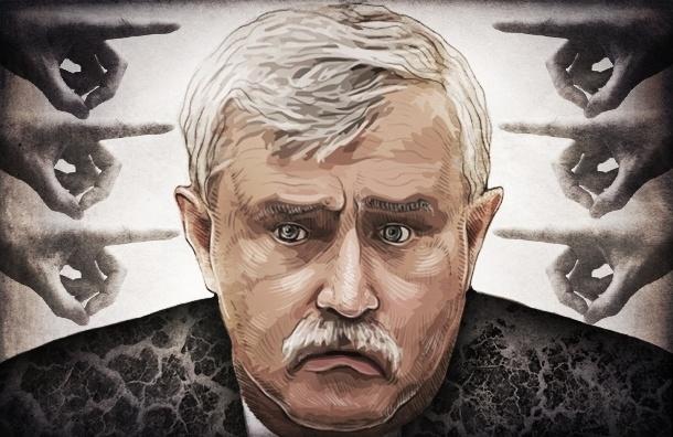 Кто обижает славного парня Георгия Полтавченко