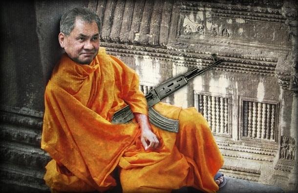 Может ли буддист быть министром обороны