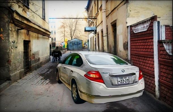 Небогатый муниципалитет в Петербурге покупает авто за 1,3 миллиона