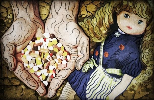 Пылесос, хурма, пеленки и другие оригинальные способы, которыми поставляют наркотики