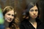 Премию Лютера дали не Pussy Riot, а немецким ресторанам