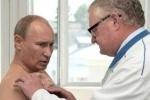 Блоги: Путин болен, болезнь мешает ему ходить