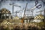Петербург сэкономил 6 млрд на строительстве стадиона на Крестовском