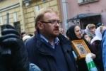 Депутат Милонов придумал, как не платить штраф за крестный ход