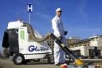Мусор с улиц Петербурга будут убирать 10 новых пылесосов